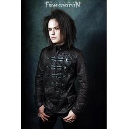 Dr. Frankenstein Mens Steamgoth Victorian Military Jacket Drfrk93