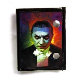 Dr. Frankenstein Bela Lugosi Dracula Full Color Bi Fold Wallet Drfrk108