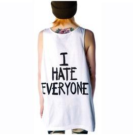 I Hate Everyone Top