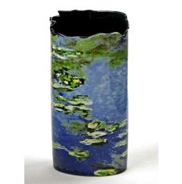 Mesda07 Myth Waterlilles Flowers Vase Monet.