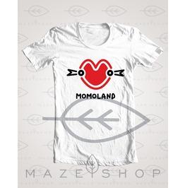 Momoland T Shirt Kpop The Gazette One Ok Rock Baby Metal Scandal Black Pink A
