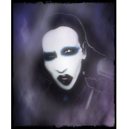 Marilyn Manson 16x20 Canvas Print