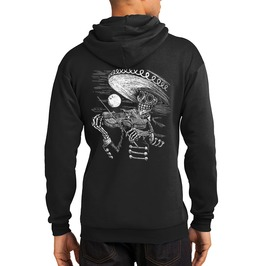 "Men's ""Face The Music"" Hoodie"