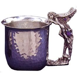 Mej045 Myth Pewter Fairy Cup.