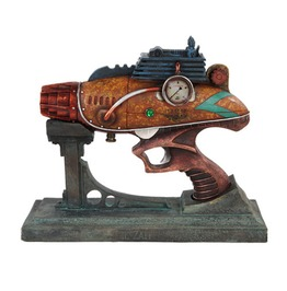Me10016 Myth Steampunk Gun W/ Stand