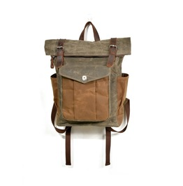 Multi Usage Patched Colors Backpacks Cv1