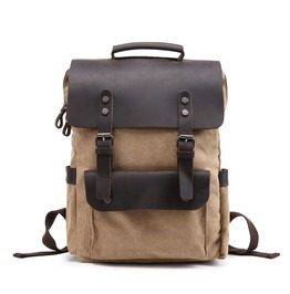 Multi Usage Patched Colors Backpacks Cv2