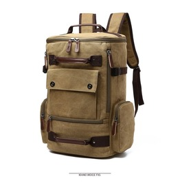 Multi Usage Unisex Patched Colors Backpacks Cv5