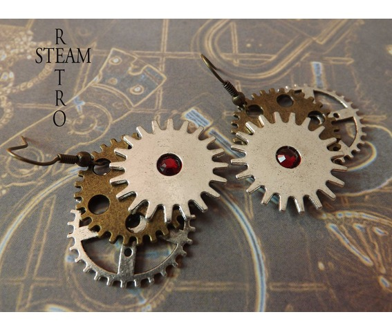 steampunk_ruby_gearwheel_earrings_steamretro_earrings_3.jpg