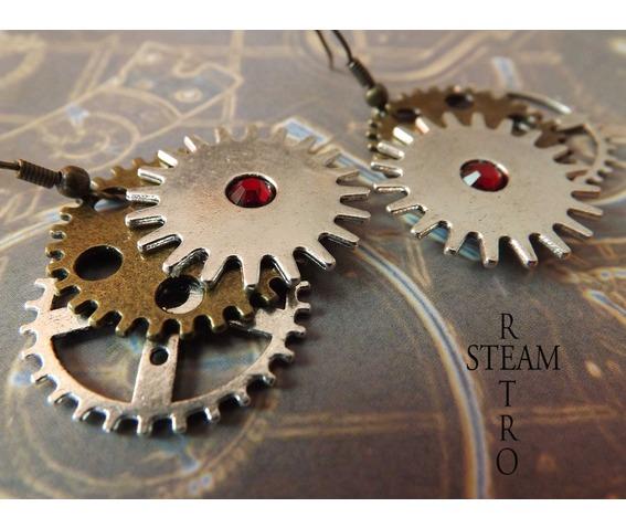 steampunk_ruby_gearwheel_earrings_steamretro_earrings_2.jpg