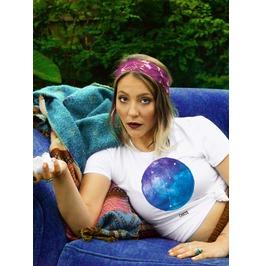 Cancer Sign, Zodiac Shirt, Astrology Tee, Womens T Shirt Boyfriend Fit