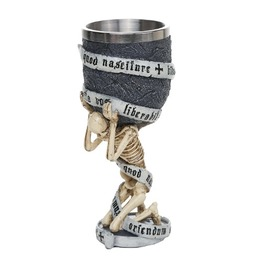The Truth Skeleton Goblet.
