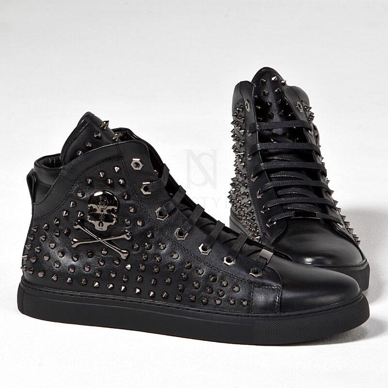 Skull Shoes at RebelsMarket