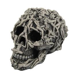 Me11898 Myth Erotic Skull.