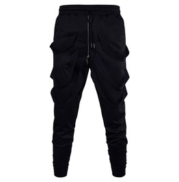 Men's Solid Color Jogger Pants Sports Sweatpants