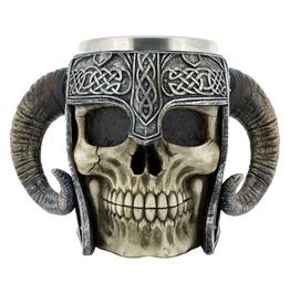 Myth Skull Helmet Mug.