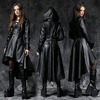 Rebelsmarket faux leather dovetail coat coats 2