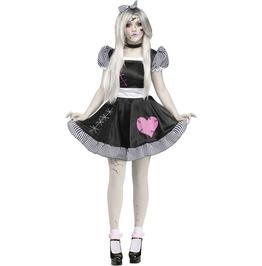 Dark Forest Doll Halloween Costume Harajuku Lolita Dress 's