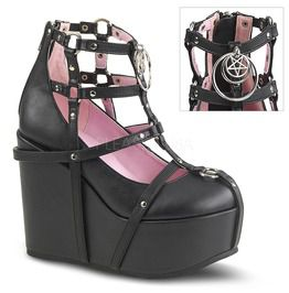 Poison Cage Holo Wedges