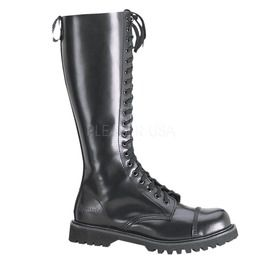 Buffalo Soldier Knee High Combat Boots