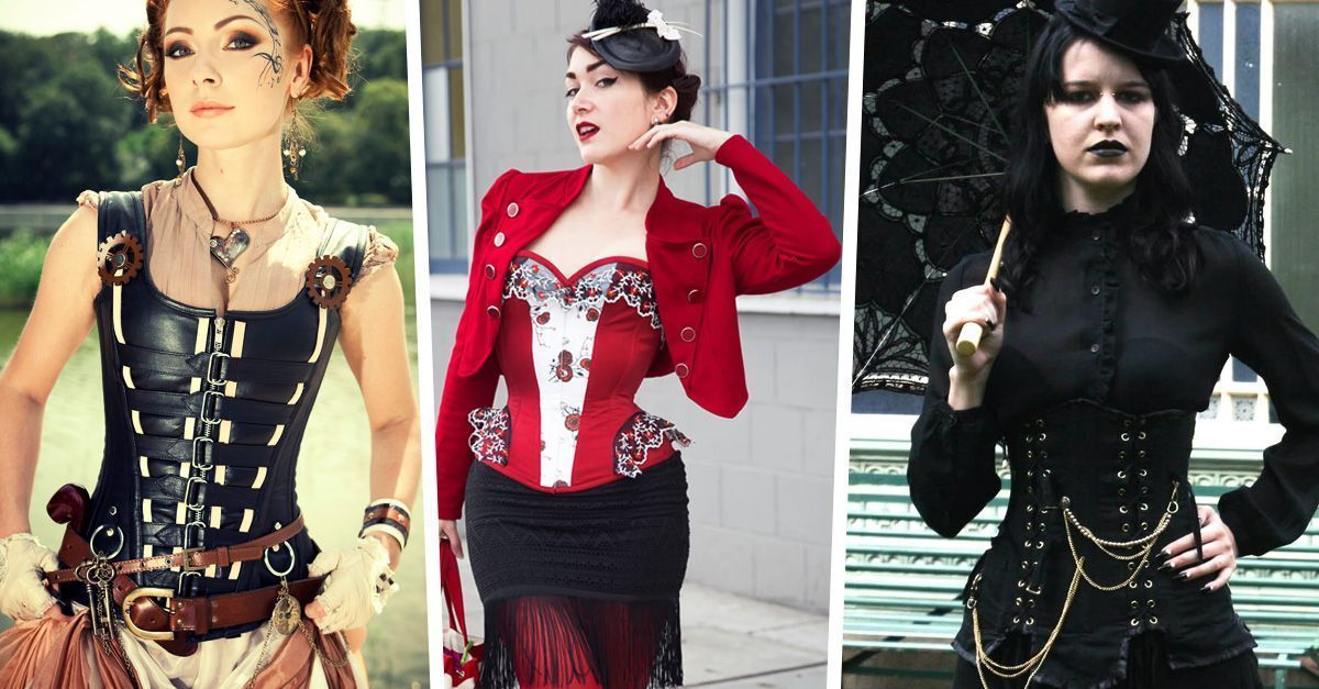 Picking The Right Corset For Your Body Type