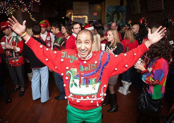 The best ugly holiday sweaters