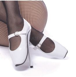 "7"" Heel Ballet Shoes"