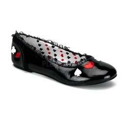 Women's Alice In Wonderland Fairytale Maryjane Flat