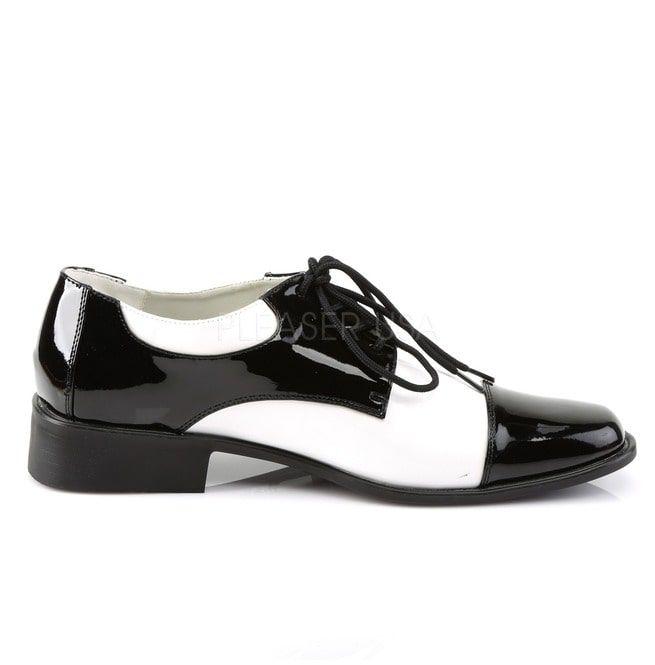 c38d554c2f7 ... Platform Smiffy s Fancy Dress Costume Disco Shoes. 1