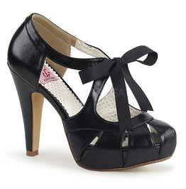 """4 1/2"""" Heel, 1"""" Semi Hidden Pf Closed Toe/Heel Sandal"""