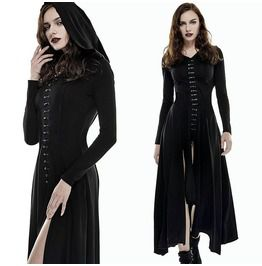 Bagira Hooded Long Dress