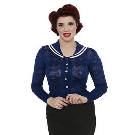 Jenni Nautical Cardigan