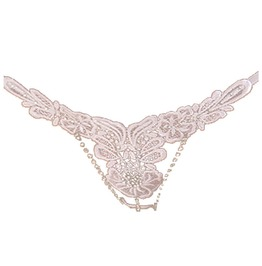 Women's Sexy Floral Lace G String Underpants