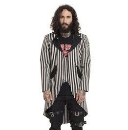 Mens Stripe Jacket
