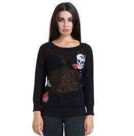 3a94b626303 Women's Gothic Cardigans & Sweaters | RebelsMarket
