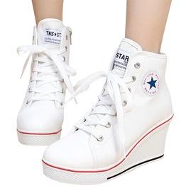 Old School High Cut Platform Shoes