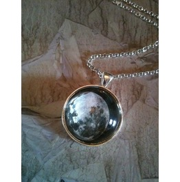 Full Moon Necklace Curiology