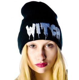 Witch Graffiti Beanie