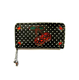 Cherry Skull Wallet Banned