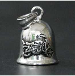 Polish Motorcycle Rider Tinker Bell Pendant Womens Mens Accessories