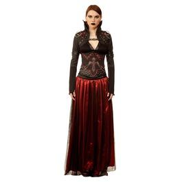 7f542bd235a Saadaat Gothic Couture Authentic Steel Boned Underbust Corset Dress