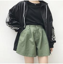 Harajuku Oversized Loose A Line Short Womens Shorts