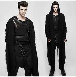 Asymmetrical Punk Cloak