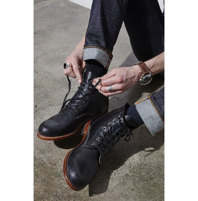 fe0644df6b2 Handmade Men Black Ankle Leather Boots, Lace Up Boots Casual Boots