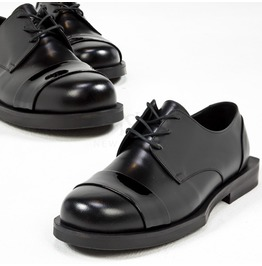 Lace Up Strap Toe Shoes 466