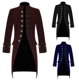 Aristocrat Velvet Frock Coat