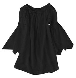 Women's Sexy Off Shoulder Pagoda Sleeve Standard Tops