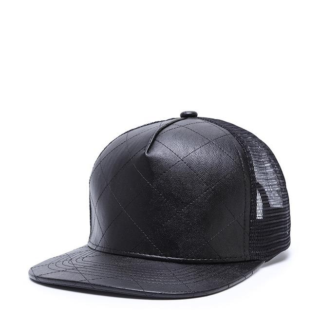 49166d5f7a9 Unisex s Snapback Hats Adjustable Faux Leather Hip Hop