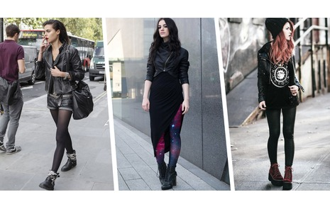 ee1938a56 A Guide to Wearing Leggings With Style