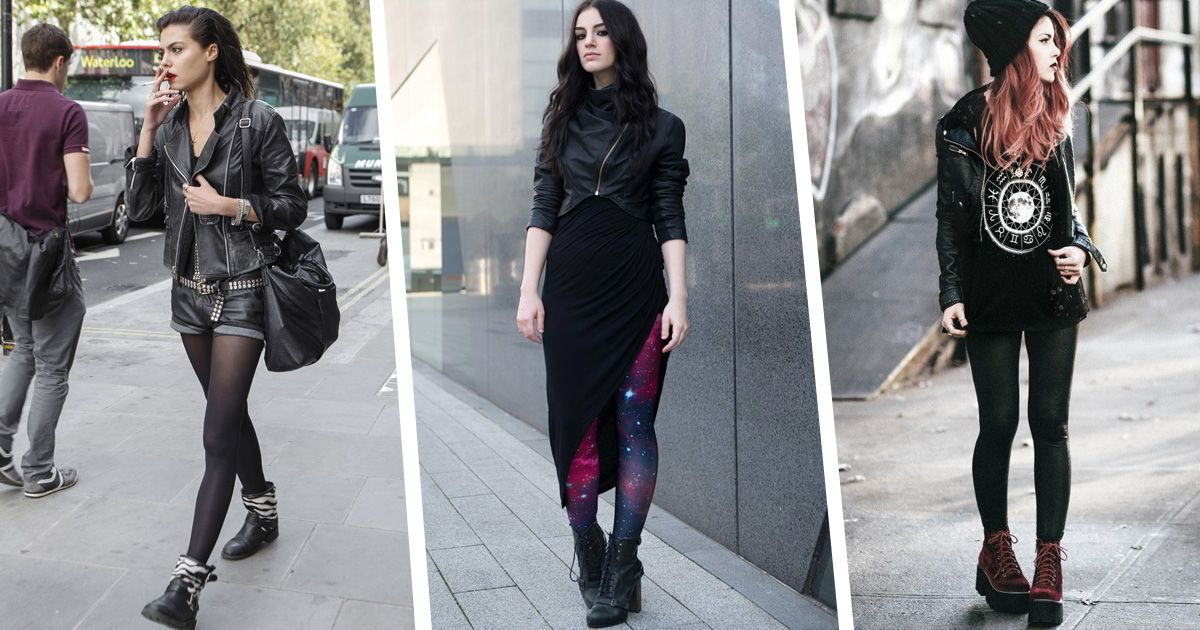 A Guide to Wearing Leggings With Style